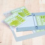 HERMA CD DVD Etiketten 4373 Wit Rechthoekig A4 121,5 x 117,5 mm 25 Vellen van 2 Etiketten