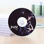 HERMA CD DVD Etiketten 4849 Wit Ø 116 mm 25 Vellen van 2 Etiketten
