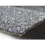 Casa Pura Premium Kunstgras Latex, PE, PP Grijs 2.000 x 5.000 mm