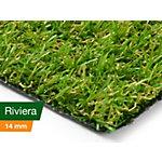 Casa Pura Riviera Kunstgras Latex, PE, PP Groen 1.000 x 7.000 mm
