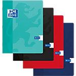 OXFORD Schrift Turquoise, Blauw, Zwart, Rood, gelinieerd
