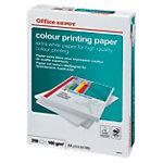 Office Depot Colour printing Papier A4 160gsm Wit 250 Vellen