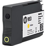 HP 953 Original Inktcartridge F6U14AE Geel