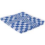 BETRA Keukendoek 50 x 50 x 50 cm Blauw, wit 3 Stuks