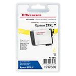 Office Depot Compatible Epson 27XL Inktcartridge t271440 Geel