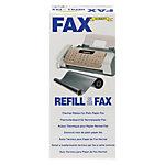 niceday Compatible voor Brother PC 302RF Zwart TTR Faxrollen