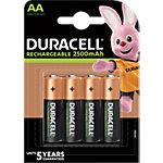 Duracell Batterijen Recharge Ultra AA 4 Stuks