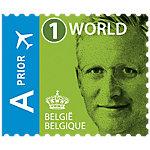 bpost Postzegels Vlinder Vanessa Atalanta 50 Stuks