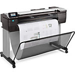 HP Designjet T830 Kleuren Thermisch Grootformaat printer A1