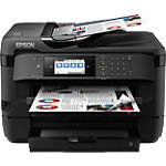 Epson WorkForce WF 7720DTWF Kleuren Inkjet Multifunctionele printer A3