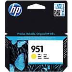 HP 951 Original Inktcartridge CN052AE Geel