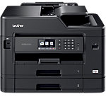 Brother MFCJ5730DW Kleuren Inkjet All in One Printer A3