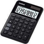 Casio Bureaurekenmachine MS 20UC BK zwart