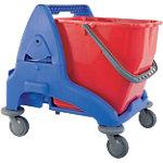 BETRA Rolemmer Blauw 25 Liter Plastic