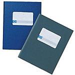 Jalema Registerboek Blauw Gelijnd 16 x 21 cm 80 g