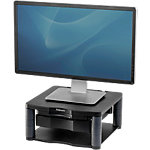Fellowes Monitorstandaard Plus 346 x 336 x 16,19 mm Grafiet