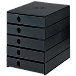 Styro 23100.90 Ladenkastje Zwart A4+