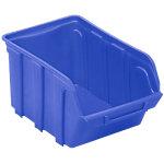 Viso Opslagbak Tekni polypropyleen 23 x 14 x 12,5 cm Blauw