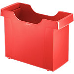 Leitz Hangmappencassette Plus A4 Rood Polystyreen 39,5 x 17 x 27,3 cm