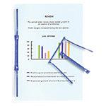 Stewart Superior Snelhechterstrips Blauw Plastic 20 Stuks