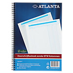 Jalema Doorschrijfkasboek A4 210 x 297 mm 70 g