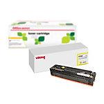 Office Depot Compatible HP 410A Tonercartridge CF412A Geel