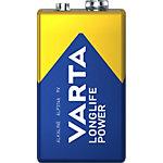 VARTA Batterij Longlife Power 9V