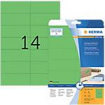 HERMA Special Multifunctionele etiketten Groen 280 stuks