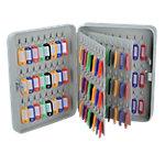 Office Depot Sleutelkastje met sleutelslot en 144 haken 240 x 90 x 300 mm