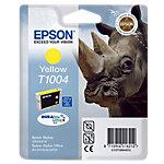 Epson T1004 Original Inktcartridge C13T10044010 Geel