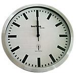 TechnoLine Wandklok WT8610 zilver