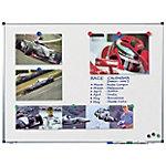 Legamaster Whiteboard Premium Staal Magnetisch 90 x 60 cm