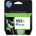 HP 953XL Original Inktcartridge F6U16AE Cyaan