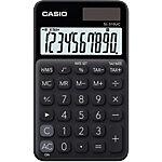 Casio Zakrekenmachine SL 310UC BK 10 cijferige display Zwart