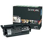 Lexmark T650H11E Origineel Tonercartridge Zwart Zwart