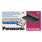 Panasonic Original KXFA136X Zwart Lintcartridge