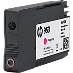 HP 953 Original Inktcartridge F6U13AE Magenta