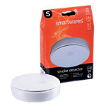 smartwares Rookmelder RM218 11,5 x 4 x 17,5 cm