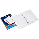 Jalema Kasboek Wit Gelinieerd Geperforeerd A5 14,7 x 20,7 cm 80 g
