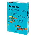 Rainbow gekleurd print