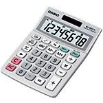 Casio Bureaurekenmachine MS 88ECO Grijs