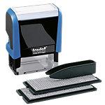 Trodat Printy 4913 Typo Stempel Blauw 7,4 x 3,5 x 8,5 cm