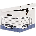 BANKERS BOX® System Flip Top Kubus Wit