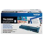 Brother TN 230BK Original Tonercartridge Zwart