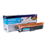 Brother TN 241C Origineel Tonercartridge Cyaan