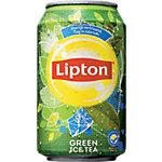 Lipton Frisdrank Green Blik 24 Stuks à 330 ml