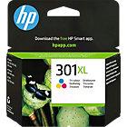 HP 301XL Original Inktcartridge CH564EE 3 Kleuren