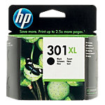 HP 301XL Original Inktcartridge CH563EE Zwart