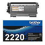 Brother TN 2220 Original Tonercartridge Zwart