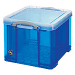 Really Useful Boxes Archiefboxen 35TBCB Blauw Plastic 48 x 39 x 31 cm